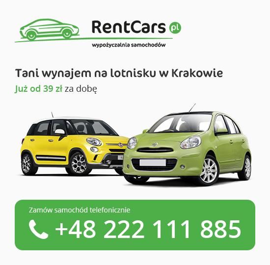 Wypożyczalnia Samochodów Kraków Balice